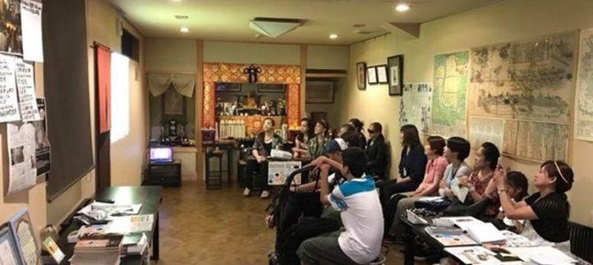 健康相談会報告:ジプニー文化のよさ(大阪市中央区)